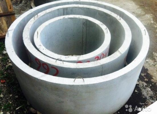 Высококачественные бетонные армированные кольца